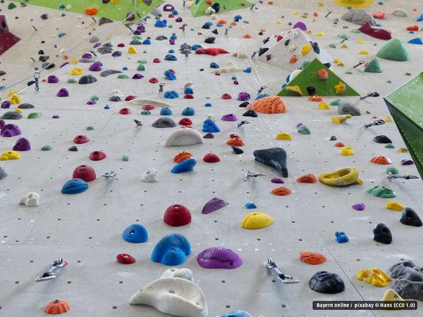 Klettersteig Odenwald : Klettern klettersteige und in